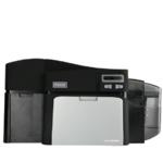 Принтер пластиковых карт Fargo DTC4000 SS с комбинированным лотком