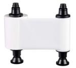 Fargo YMCKO: Многоразовый картридж с лентой и чистящим валиком для C30e