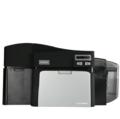 Принтер пластиковых карт Fargo DTC4000 SS с комбинированным лотком - Ethernet + Кодировщик магнитной полосы