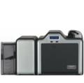 Принтер пластиковых карт Fargo HDP5000SS LAM1 (2013) - Кодировщик магнитной полосы+Кодировщик 13.56Мгц